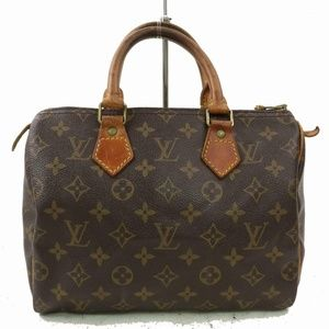 uthentic Louis Vuitton Hand Bag  Speedy 25